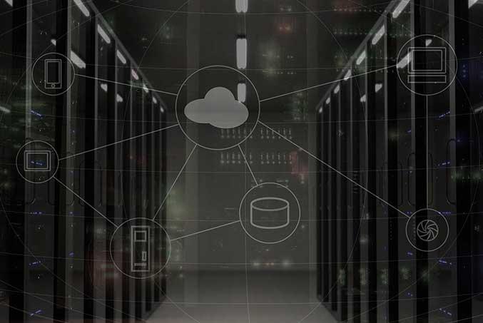 dedicated cloud server to improve business website performance