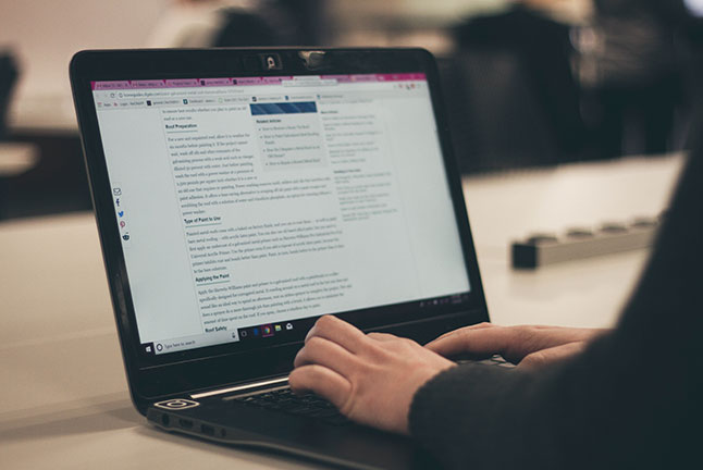 Blogging- what it is, how to do it, and how to do it well