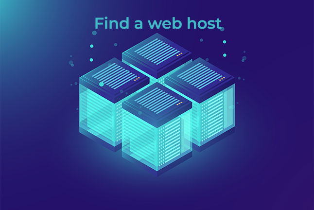 Find a web host