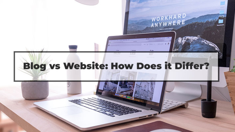 Blog vs Website: How Does it Differ?