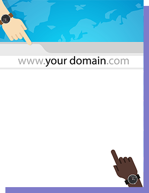 Find A Domain Name & Register Your Website with Turbo Cloud