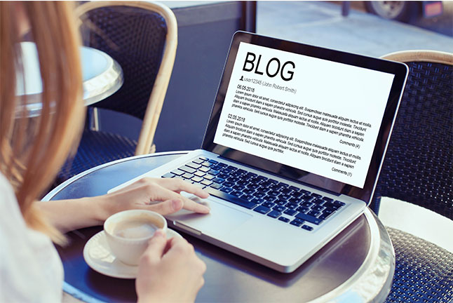 Outline your blog post