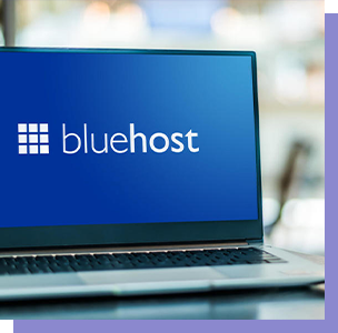 build a website with bluehost for your brand