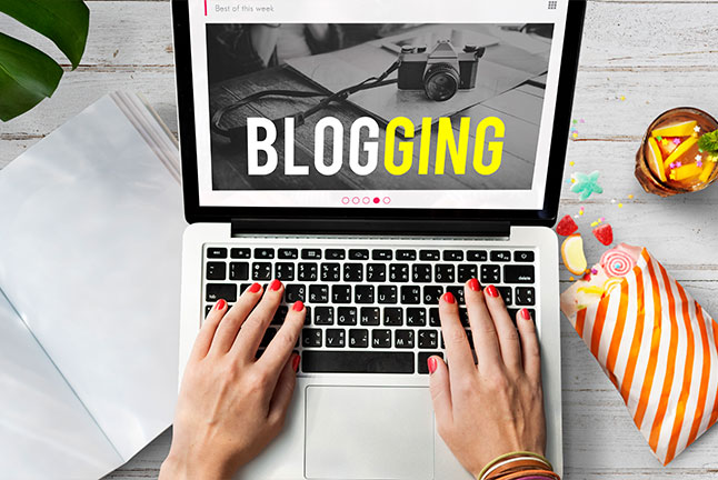 Blogging without Social Media: How to Get Noticed